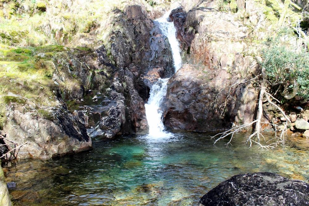 Waterfall Craflwyn