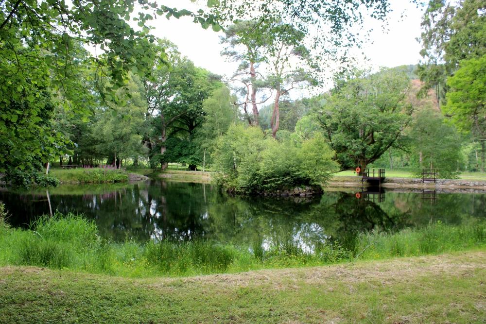 lake at Dolmelynllyn