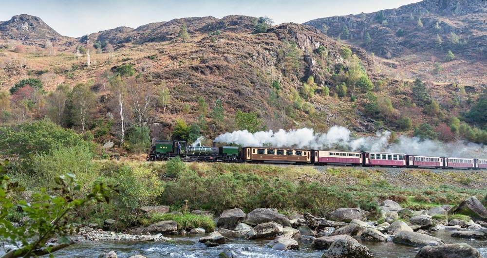 Welsh Highland Railway Snowdonia