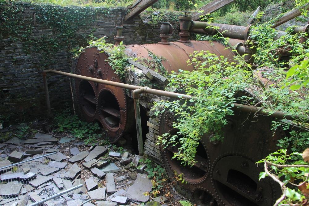 Dorothea quarry